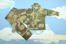 DRAGON 1/6TH SCALE WW2 BRITISH CAMOUFLAGE SMOCK AND TROUSERS FROM WES