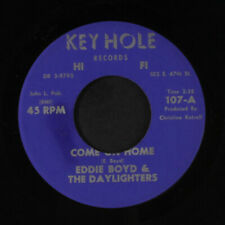 EDDIE BOYD & DAYLIGHTERS: Come On Home / Reap What You Sow 45 Blues & R&B