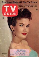 1956 TV Guide October 6 - Gale Storm; Leta Milan; Harry Morgan; Wally Cox; Costa