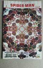 Spiderman,Marvel France,Panini Comics, Mint, Number = 2