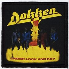 DOKKEN PATCH / SPEED-THRASH-BLACK-DEATH METAL
