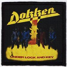 DOKKEN PATCH / SPEED-THRASH-BLACK-DEATH METAL