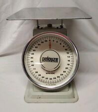 Pelouze Heavy Duty Scale Model 10b60 60Lbs/27kg Temperature Compensated