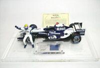 BMW Williams F1 Mark Webber Formel 1 2005