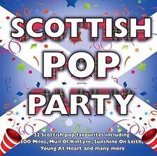 Scottish Pop Party Various Artists 5019322910213