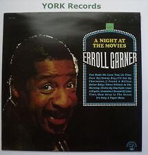 ERROLL GARNER - A Night At The Movies - Excellent Con LP Record Bulldog BDL 4005