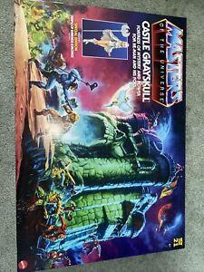 masters of the universe origins castle grayskull