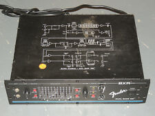 Vintage Fender Dual Bass 400 Amp Head