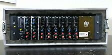 DBX 900 - 9 Slot Modular Signal Processing System with 14 modules