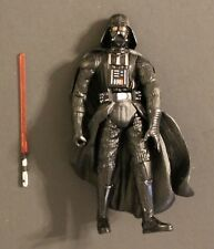 "2011 Hasbro Star Wars Movie heroes 4"" DARTH VADER action figure (MH06)"