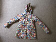 Cute and unusual Oilily girls 7 years hooded jacket coat