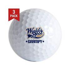 3-Ball Taylor Made Gift Pack (Worlds Best Grampy Logo) Golf Balls