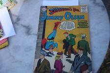 Superman's Pal Jimmy Olsen June no. 13 year 1956 DC comic book