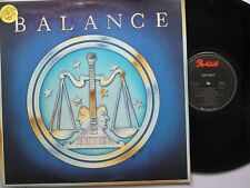 Rock Promo Lp Balance Self Titled On Portrait