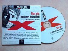 V.V.A.A. / NON PIU' I CADAVERI DEI SOLDATI (omaggio a F. De Andrè) - CD (2003)