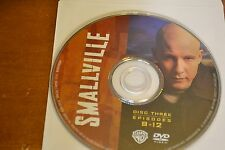 Smallville First Season 1 Disc 3 Replacement DVD Disc Only ******