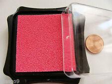 1 encreur 6cm pour Tampon encre ROSE FUCHSIA DIY Loisirs Carterie Scrap