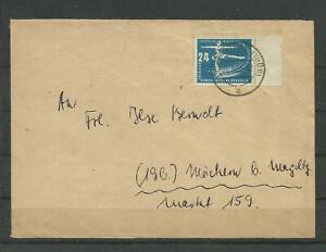 DDR 247 (SCHIERKE) auf Brief gest.,geprüft SCHÖNHERR VP, 20 €