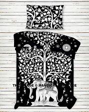 Indian Mandala Tree of Life Bedding Set Quilt Duvet Donna Cover Blanket Quilt