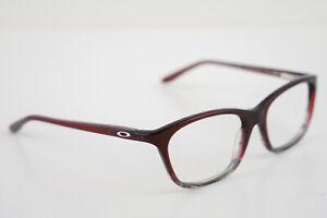 Oakley Taunt Red Fade OX1091-0852 Eye Glasses Prescription 52-16 130