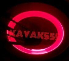 4 X RED LED VALVE STEM RIM LIGHTS FIT HYUNDAI KIA HONDA SATURN BMW ALL MAKES etc