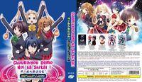 Love, Chunibyo & Other Delusions! (SEA.1&2 + 2 OVA + 2 MV + 26 SP) ~ English Ver