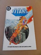 New Teen Titans   (vol 2)   7 .  DC 1985 -  FN  / VF