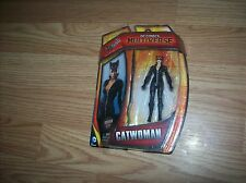 "DC MULTIVERSE CATWOMAN Figure  4"" NEW  Unopened BATMAN figure new in box cat wom"