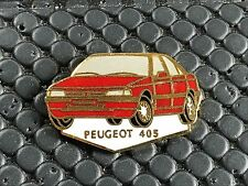 PINS PIN BADGE CAR PEUGEOT 405