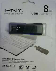 PNY Attache 8GB USB Flash Drive