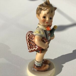 "Hummel Figurine ""VALENTINE JOY"" #399 Goebel Collectors Club Special Edition #4"