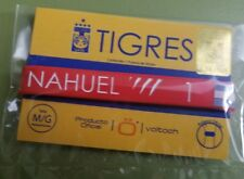 TIGRES UANL NAHUEL 1 BRACELET SPECIAL EDITIO  OFFICIAL PRODUCT SIZE M/G RED