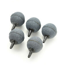 12Pcs Air Stones Sturdy Durable Mineral Bubble Diffuser for Hydroponics Aquarium