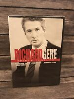 The Richard Gere Collection - Triple Feature (DVD, 2007, 3-Disc Set) NEW Sealed