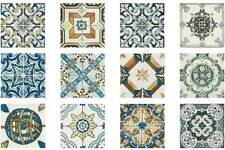 Sample of Eastern Patchwork Tiles 20x20cm