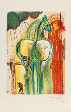 Le Centurion - Les Chevaux de Dali by Salvador Dali Art Print