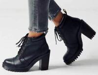 Dr Martens Granik Leather Sandal Women's US 9 Smooth Black NEW RARE $140