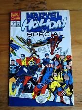 Marvel Holiday Special #1 Comic 1991