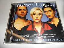 CD   Soundtrack to a Generation von Human League