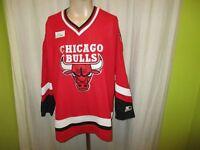 "Chicago Bulls Original starter Trikot ""CHICAGO BULLS"" Gr.L- XL TOP"