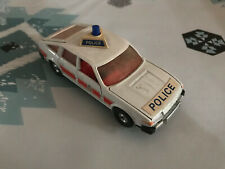 Voiture Miniature Ancienne Rover 3500 Corgi Police Made in Gt Britains