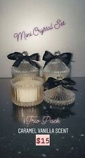 x3 MINI CRYSTAL CANDLE PACK
