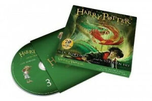 Harry Potter and the Chamber of Secrets [Audio] by J. K. Rowling