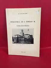 """Beltrame Guido  """"Pinacoteca di S. Tomaso M. """" Tip. Reg. Veneta, 1984"""