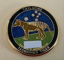 2008 Tasmania Geocoin