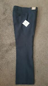 Boys Smart Blue Trousers Age 6 Years From Next Brand New