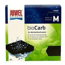 JUWEL MOUSSE  CHARBON COMPACT M  LOT DE 6 BOITES  ref 88059