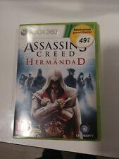 Xbox 360 Assasins Creed La Hermandad