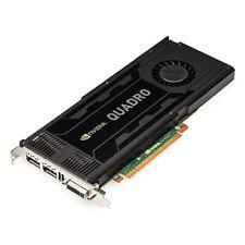 NVIDIA Quadro k4000 3gb GDDR 5 PCI-Express c2j94aa Scheda grafica