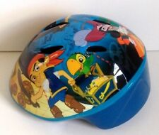 DISNEY Jake and the Never Land Pirates Toddler Bicycle Helmet 48 x 52 cm